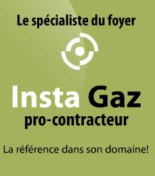 Insta Gaz pour les Condos Sofia en Candiac Québec par développements Kona